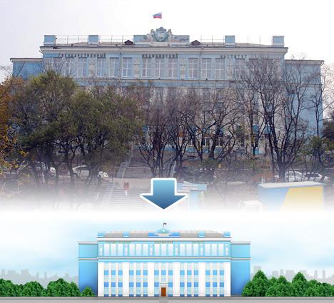 Дизайн сайта ВГМУ